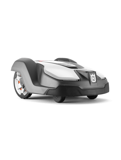 Корпус сменный цветной, серый Husqvarna (430X, для моделей 2018 г.в.)