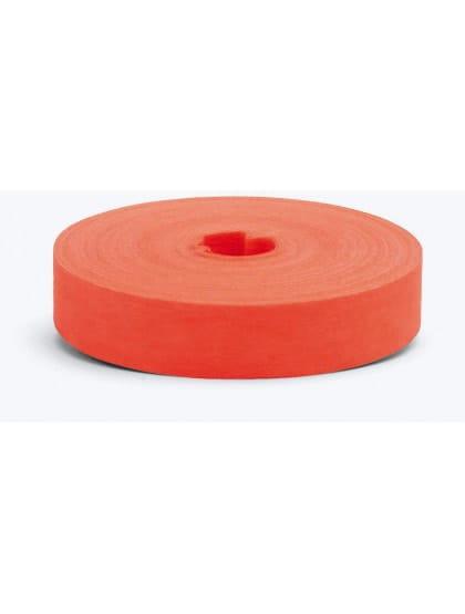 Лента маркировочная оранжевая 20 мм 75 м
