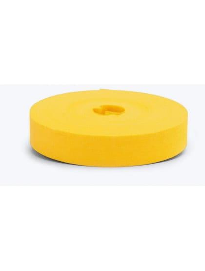 Лента маркировочная желтая 20 мм 75 м