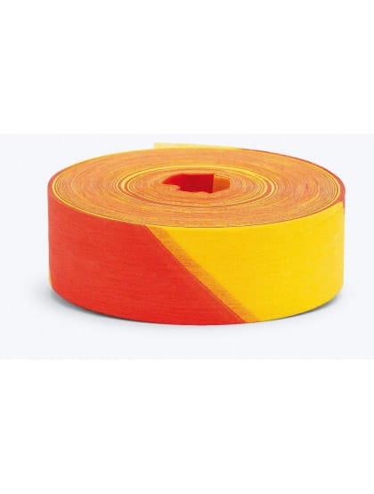 Лента маркировочная оранжевая/желтая  Husqvarna 20 мм 70 м