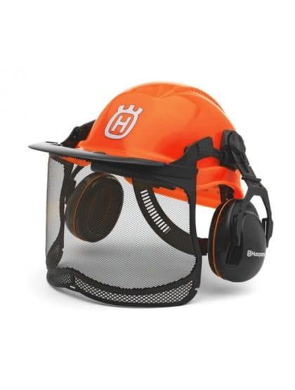 Шлем флуоресцентный Husqvarna