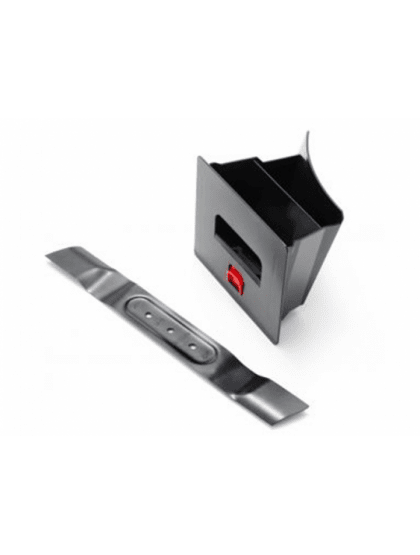 """Комплект """"заглушка BioClip + нож BioClip"""" для Husqvarna LC 141Li / LC 141C"""