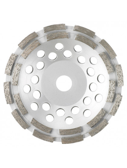 Чашка алмазная Husqvarna  G545 125 мм 22,2/M14
