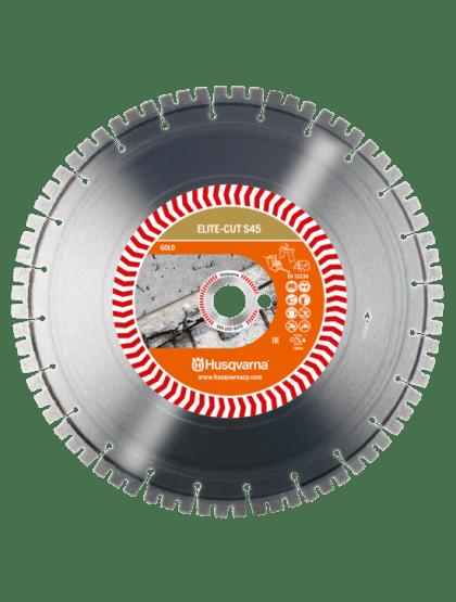 Диск алмазный Husqvarna ELITE-CUT S45 350-20/25,4