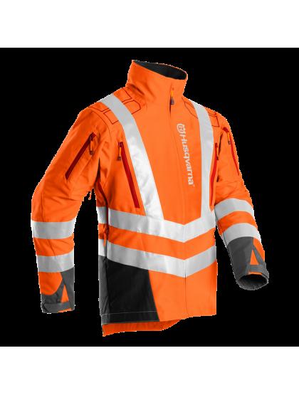 Куртка с высокой заметностью для работы с травокосилкой Husqwarna B&T L