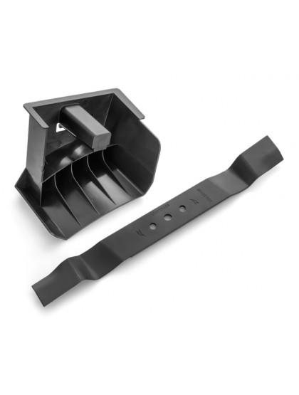 Комплект заглушка BioClip + нож BioClip для Husqvarna LC 153P / 153S