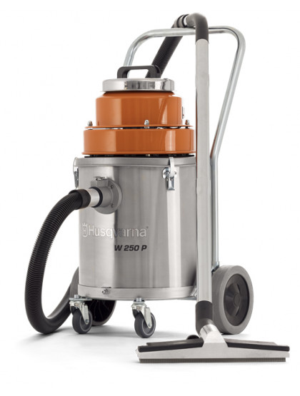 Промышленный пылесос Husqvarna W 250 P