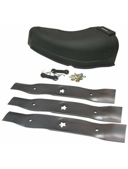 Комплект Husqvarna BioClip заглушка + ножи HVA для моделей без травосборника с декой 48