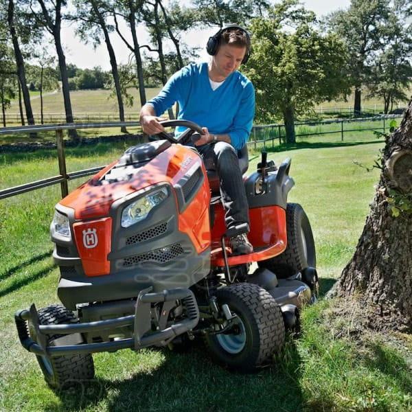 Тракторы без травосборника