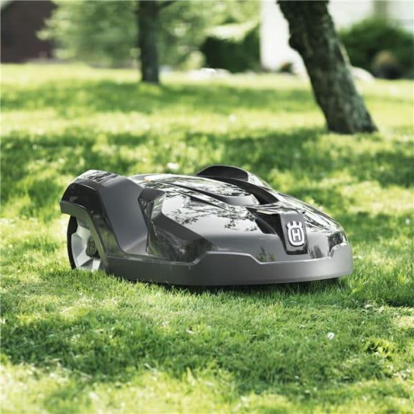 Роботы газонокосилки