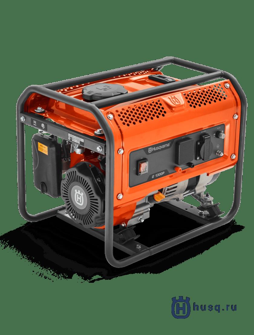 Генератор бензиновый Husqvarna G1300P