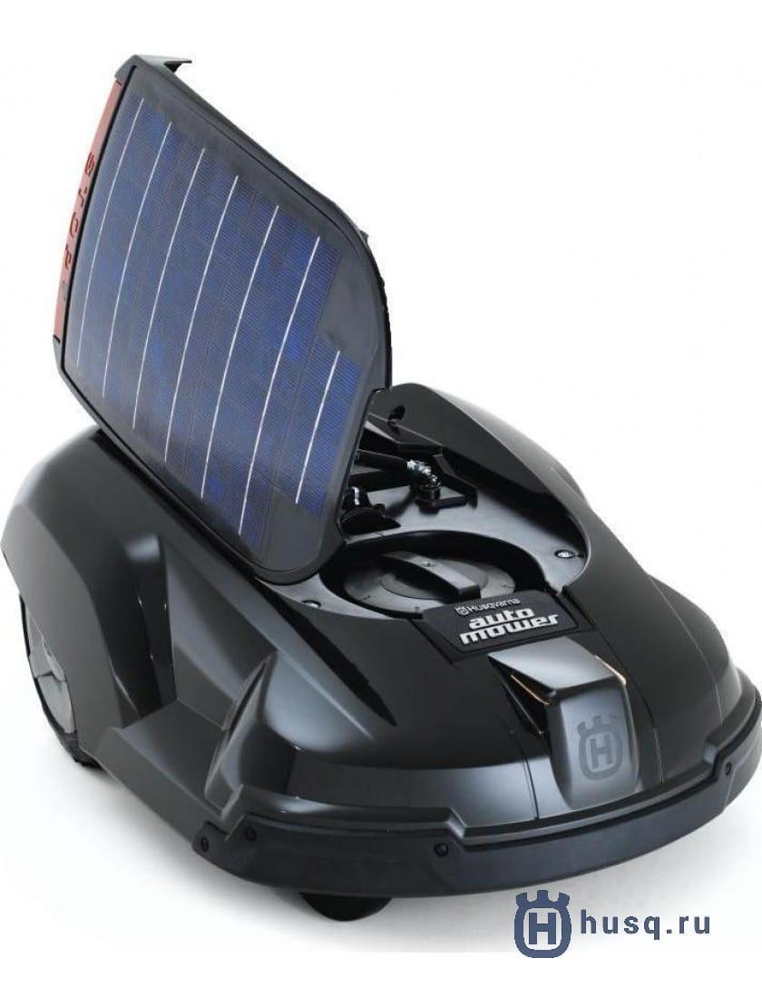 Газонокосилка-робот Husqvarna Automower SolarHybrid