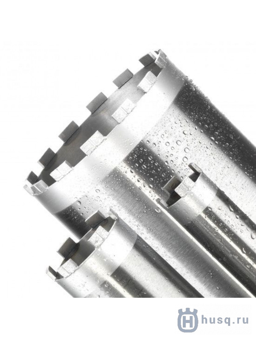 Коронка алмазная Husqvarna D1210 76 мм
