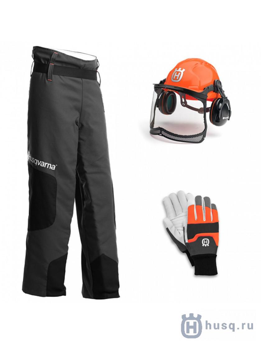 Комплект защитной одежды 5819660-01 в фирменном магазине Husqvarna