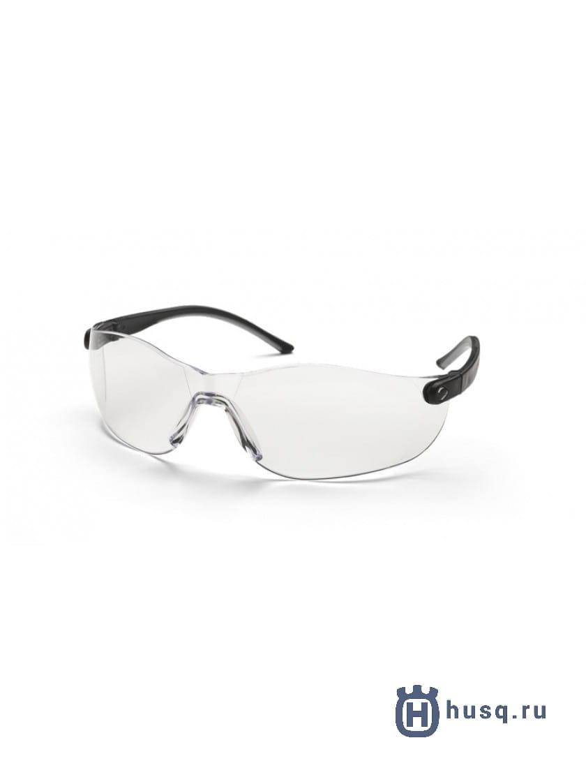 Триммер бензиновый Husqvarna 143R-II + очки защитные Clear, канистра и масло