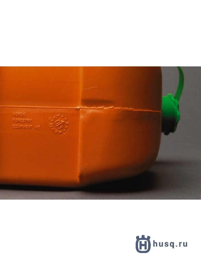 Канистра для горючего Husqvarna 6 л оранжевая