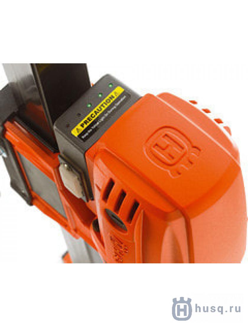 Бурильная машина Husqvarna DMS 160 AT с наклонной стойкой + наушники + перчатки в подарок!