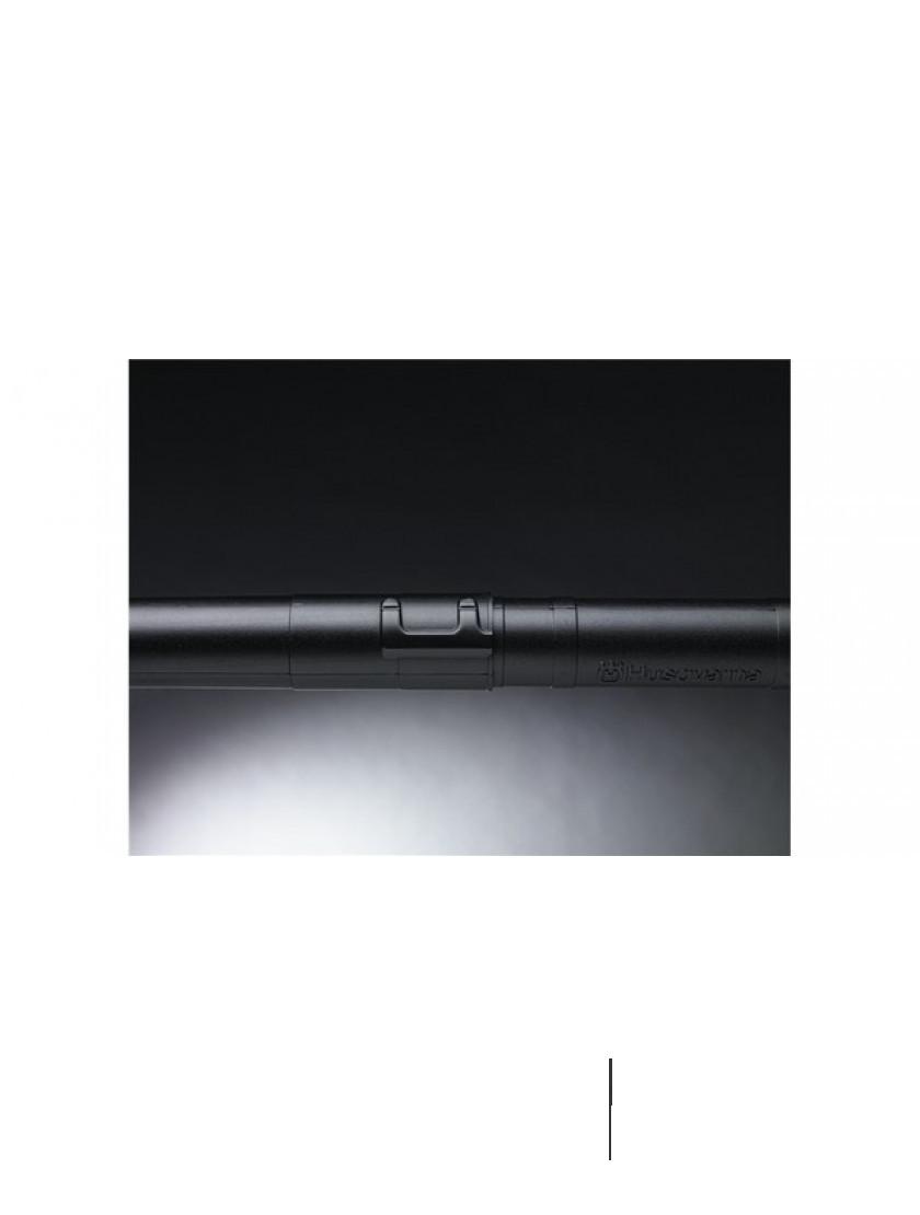 Воздуходув-пылесос бензиновый Husqvarna 125 BVX Blower + Наушники садовника, масло 2-х тактное