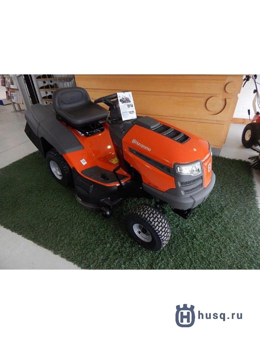 Садовый трактор Husqvarna TC138