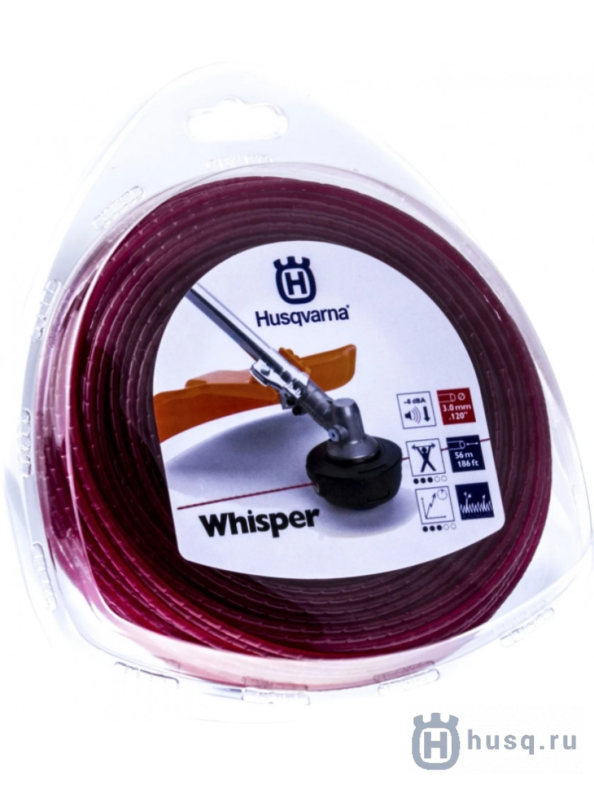 Whisper 5784368-01 в фирменном магазине Husqvarna