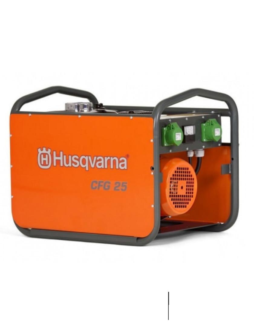 Преобразователь частоты бензиновый Husqvarna (Atlas Copco)CFG 25