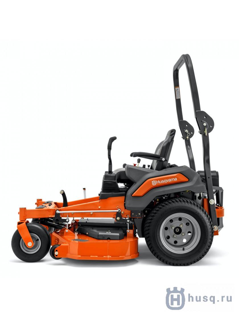 Трактор с нулевым радиусом разворота Husqvarna Z454X