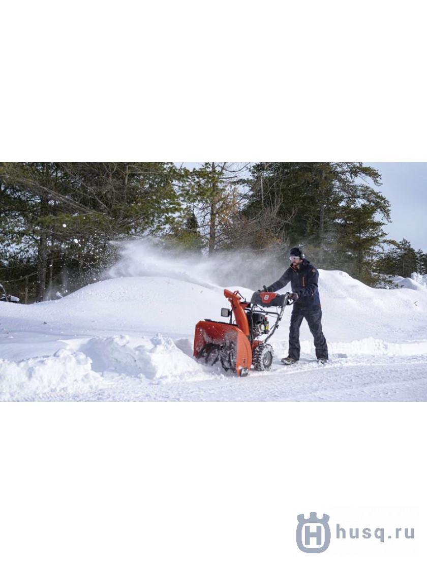 Снегоуборщик бензиновый Husqvarna ST 230