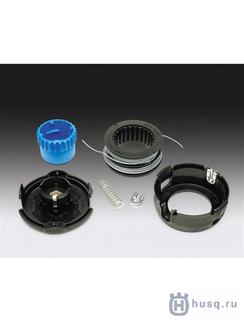 Головка триммерная T25B (M8), полуавтоматическая, для аккумуляторной травокосилки 115iL