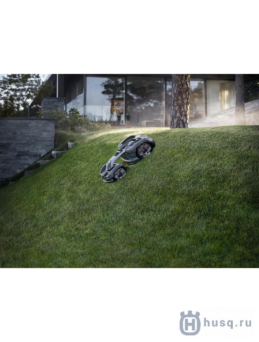 Газонокосилка-робот Husqvarna Automower 435XAWD