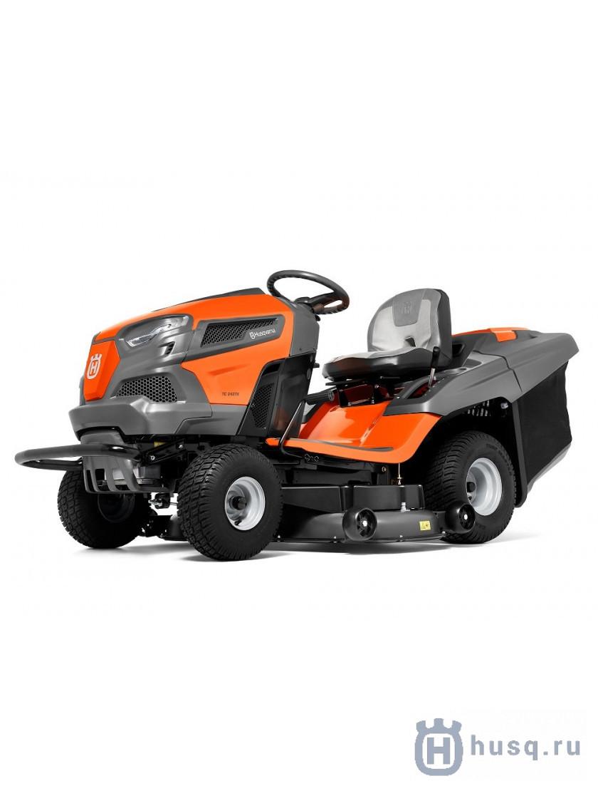 Садовый трактор Husqvarna TC 242 TX