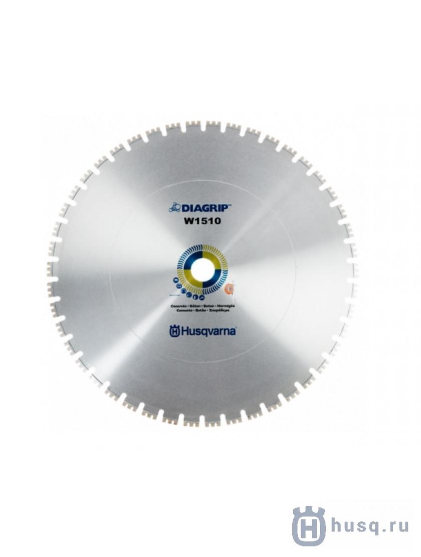 W1510 650х60 мм железобетон (ширина сегмента 4.2) 5927492-03 в фирменном магазине Husqvarna
