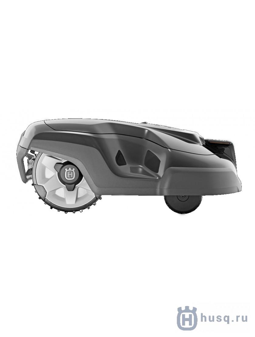 Газонокосилка-робот Husqvarna Automower 315 Connect Home + Комплект для установки газонокосилки-робота Средний в подарок!
